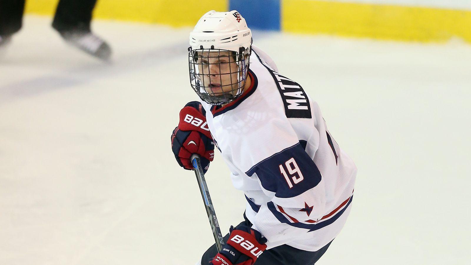 World U18s: Russian Goalie Shines in 2-1 Upset Over Team ...